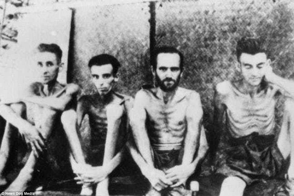 13张历史课本没收录的「二战时日军残忍暴行历史照」,把活人当枪靶还不是最恐怖的… -5a0bfb671833a