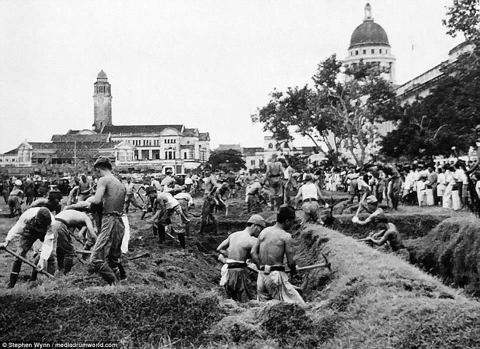 13张历史课本没收录的「二战时日军残忍暴行历史照」,把活人当枪靶还不是最恐怖的… -5a0bfb69149e5