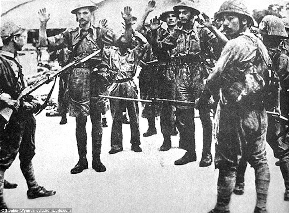 13张历史课本没收录的「二战时日军残忍暴行历史照」,把活人当枪靶还不是最恐怖的… -5a0bfb6a86654
