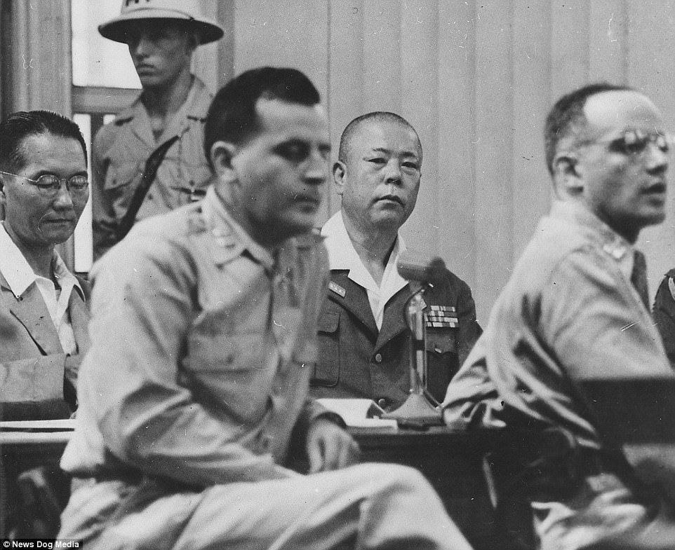 13张历史课本没收录的「二战时日军残忍暴行历史照」,把活人当枪靶还不是最恐怖的… -5a0bfb6e1353a