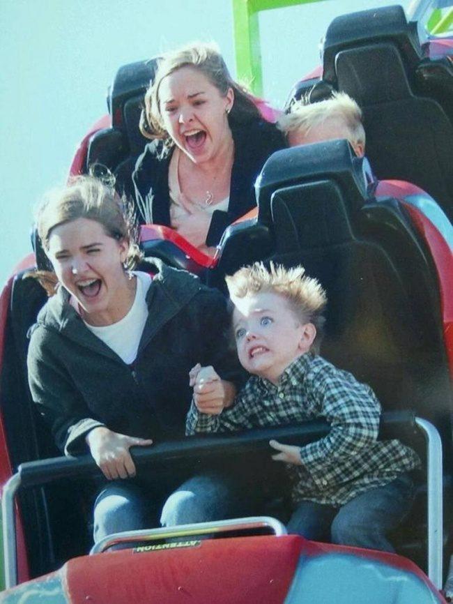 27張讓你笑到躺的「第一次永遠最美」的初體驗驚奇照!哈士奇的表情太欠扁了XD