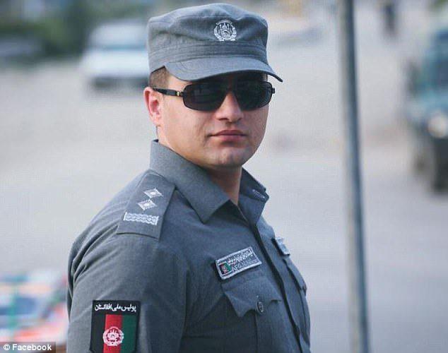 25歲阿富汗警察肉身擋炸彈「抱住歹徒同歸於盡」粉身碎骨。警方:原本會死更多人