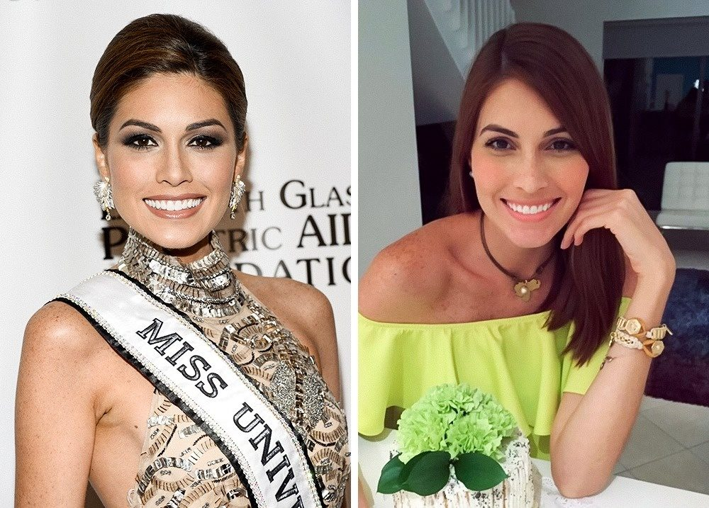 女生化妝才不會比較美!13個選美冠軍「比賽模樣 VS 私下生活」對比照讓凡人都想躲起來!