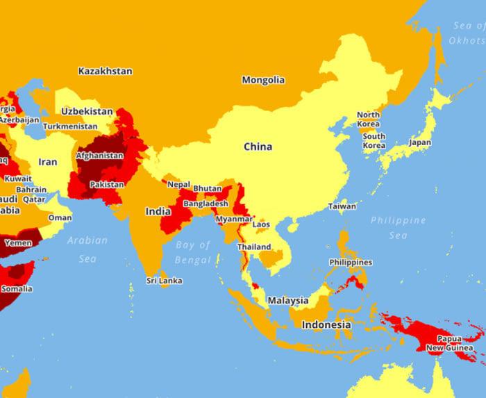 2017年度各國「生命安全指數」出爐!台灣除了健康其他都...「這些國家別去旅遊」!
