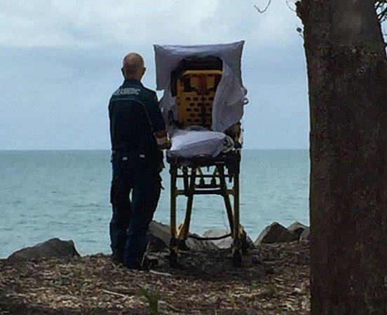 臨終病患最後請求「再讓我看一次海」,救護人員暖心繞道完成遺願!11萬人分享!