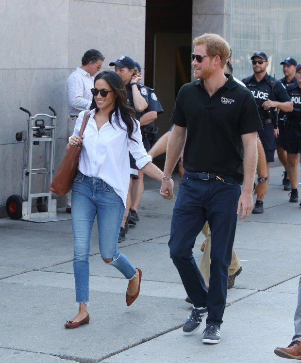 哈利王子未婚妻「梅根馬克爾」到底有什麼來頭?原來「第一個老公」並不是哈利王子!