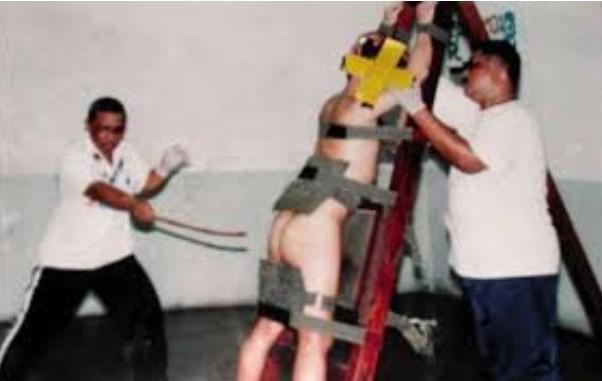 台灣開始鞭刑後會怎樣?他分享被鞭3次的經驗:最多只能3下