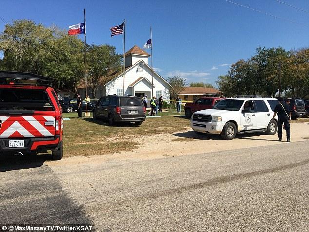 【焦點新聞】德州教堂槍擊血洗27死20多傷,兇手持步槍瘋狂掃射,最小死者才5歲…