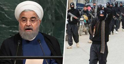 伊朗總統宣布「ISIS已被終結」!軍方收復最後一塊領土,將與土耳其、俄羅斯進行三方高峰會