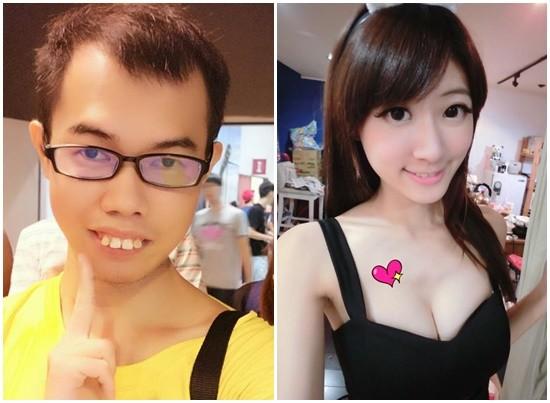 「台灣第一美腿」心地好跟FBI鄧佳華交往,沒想到「穩定交往」把她害慘!