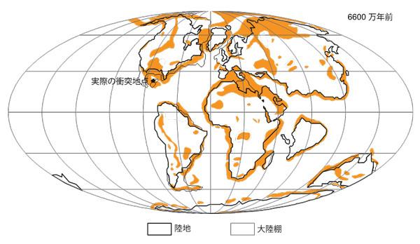 「6600萬年前如果撞擊點偏離一點」:地球歷史將全面改寫,恐龍至今仍主宰地球!