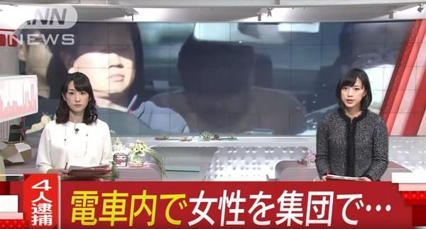 列車門一關「4癡漢秒包圍20歲嫩妹」,人肉牆裡「搓奶摳下體20分鐘」…站務員機警識破!