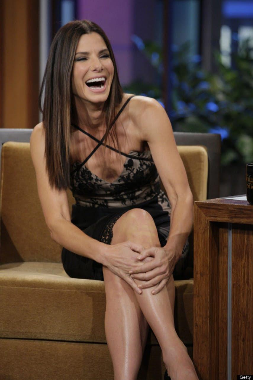 8名「謊報年齡」的好萊塢女星,原來珊卓布拉克已經53歲了!
