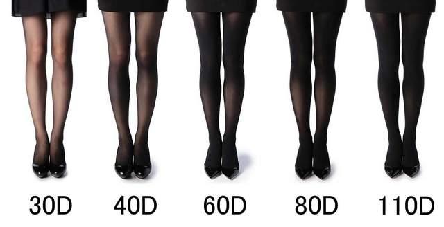 女生福音來了「1200丹黑絲襪」!乍看是超薄透膚的性感絲襪...一翻開內側男生都硬了!