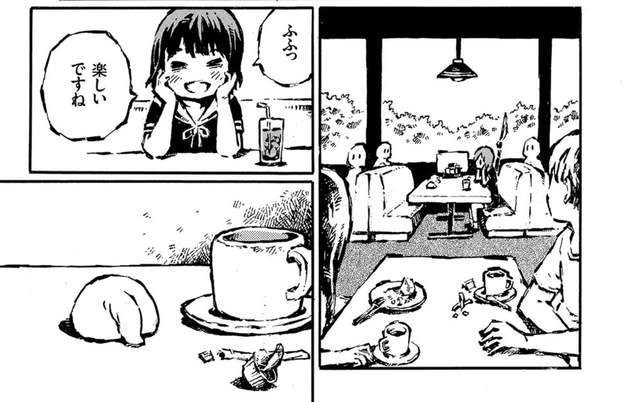 男生看了都会「缩一下」的超猎奇漫画《那个只是学长的G》,是一段「少女与G恋爱」的浪漫故事! -q5iSnaGVmKSaraQ