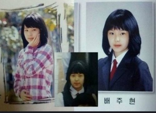 女團《Red Velvet》Irene「女神學生照」曝光引暴動,成員:我沒自信當偶像了...