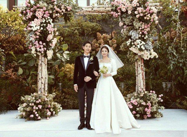 宋宋CP的世紀婚禮到底有多貴?2人證實已經「飛歐洲度蜜月」!