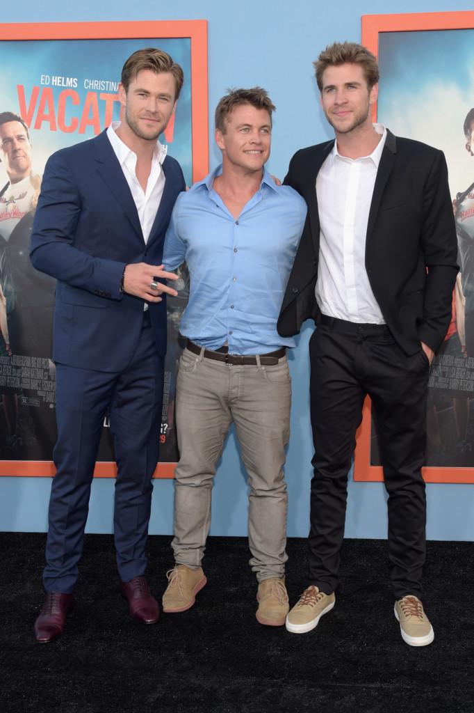 雷神索爾辣爆的3兄弟「基因來源」曝光,爸媽的年輕照看到強大的帥氣始祖!