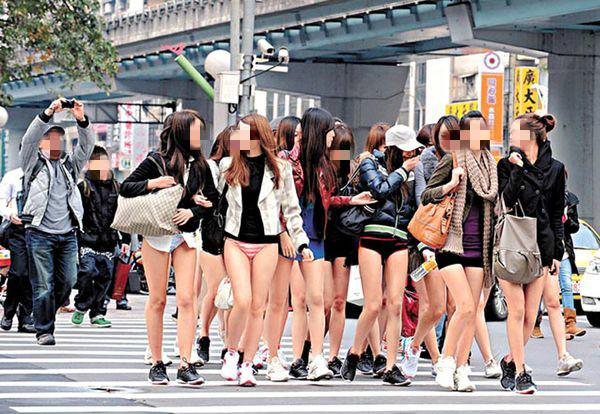 腿控天堂!比例好又修長「台灣女生美腿」轟動全日本!日網友:死去的爺爺說「台灣腿」世界第一