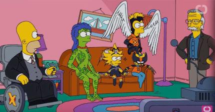 迪士尼1.57兆收購福斯,《辛普森家庭》在20年前就已經預言了!