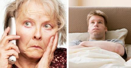 丈母娘「常常偷看老婆手機」女婿氣炸報復,丈母娘一看...馬上嚇到想馬上手部消毒!