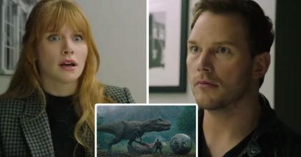 《侏羅紀世界:殞落國度》兩名主角被實習生胡搞,差點喪命!
