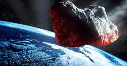 不能相信NASA!巨大小行星往地球衝來「差點滅亡」!天文學家隔天才發現