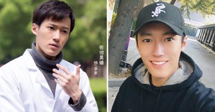 《小美好》霸氣李太醫「真實背景」實際年齡超小,只有沈月和王梓薇比他小!