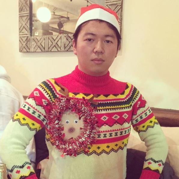 國外聖誕新風潮「麋鹿奶」正夯!台灣F奶網紅也響應...網友嫌:「鹿吃太胖」