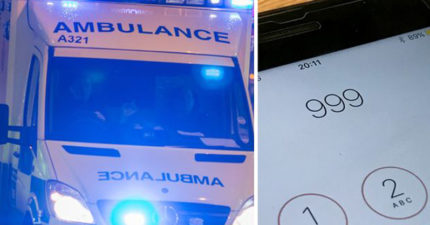 救我,我要死了!2個孩子的爸被刺傷,緊急求救專線40分鐘「電話等候聽錄音跟廣告」失血不治...