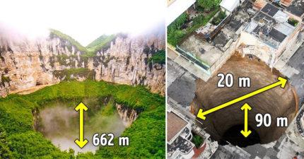 讚嘆大自然!12個地球上彷彿「外星人來過地球開發」的絕美神祕洞穴