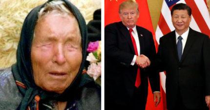 曾神預測「911+ISIS崛起」! 盲眼預言家預言2018年會發生「2件改變世界的大事」已經開始了!