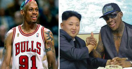 北韓美國戰事一觸即發!金胖好友NBA前球星覺得金正恩像個小孩,他一句「擁有核武的孩子」點醒夢中人...