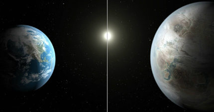人類有救了!外太空發現「最新超級地球」比地球大2倍!但人類會是入侵的外來者!