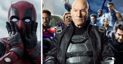 迪士尼砸1.57兆收購21世紀福斯公司,「X戰警+死侍」將加入《復仇者》!死侍本尊回應神爆笑!