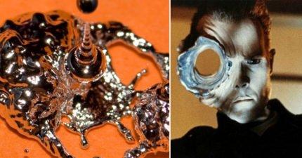 科學家找到「操縱變形液態金屬」的方法,離製造《終結者》機器人T 1000不遠了!