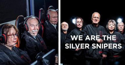 平均年齡71歲超狂「銀髮CS戰隊」將出戰全國電競賽!連阿嬤都比你強!
