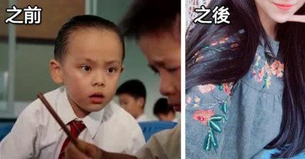 《長江7號》「小惡霸」近照曝光!10年後變身「美腿空靈女神」比徐嬌更正!