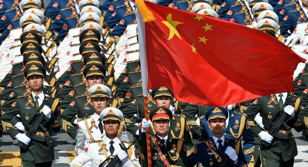 中國外交官嗆武力統一台灣!總統府:以他的地位不回應
