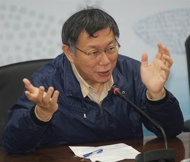 台灣就是被媒體害慘的!柯文哲狂被追問選舉怒:國家會被你們搞死!