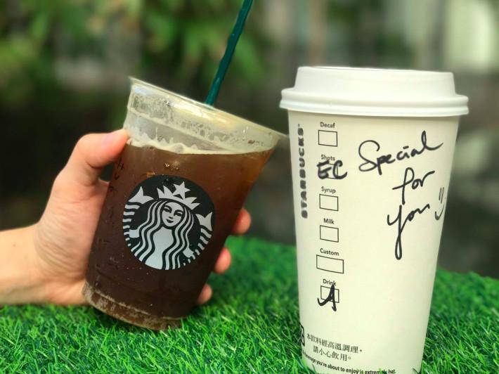 星巴克杯被寫「3psm」...女客氣PUPU嗆「第一次受這麼大侮辱」告誹謗!