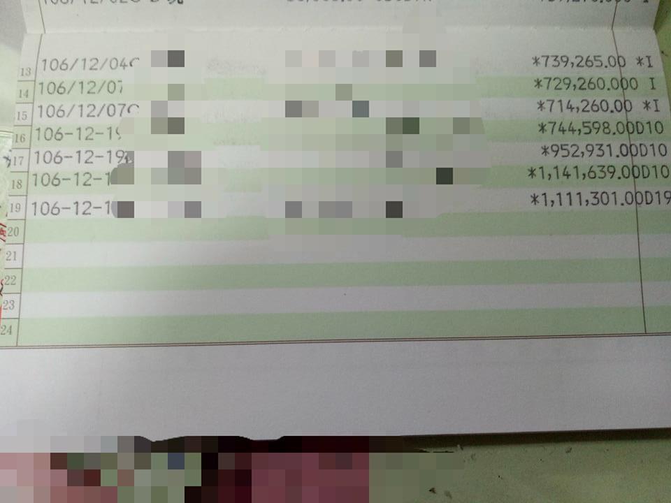 24歲男貼「百萬存摺照」怒嗆勢利前女友,網友見「存摺數字」眉頭一皺想報警
