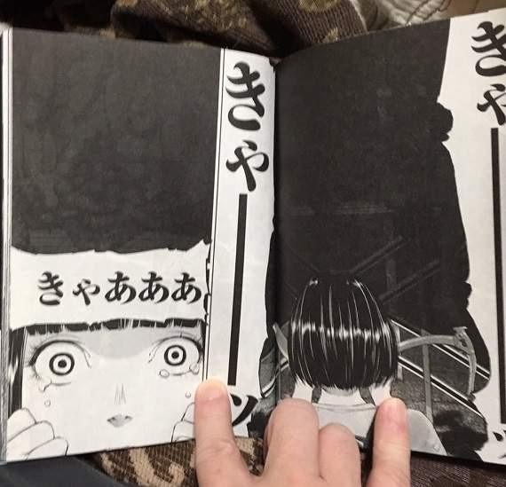 屍體漫畫「太over被塗黑」網友看傻眼!作者嘆「看了才知道」掀國防布一看絕對後悔!(慎入)