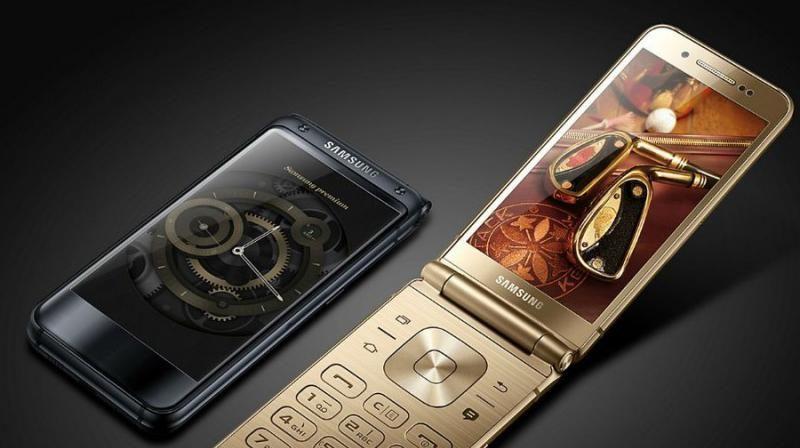 三星「最貴翻蓋手機 」正式發表!「史上最大光圈」屌打iPhone X!