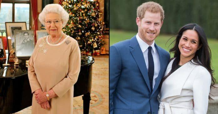 英國女王將邀請梅根參加聖誕節家族活動,首次「打破數百年傳統」的未婚妻!