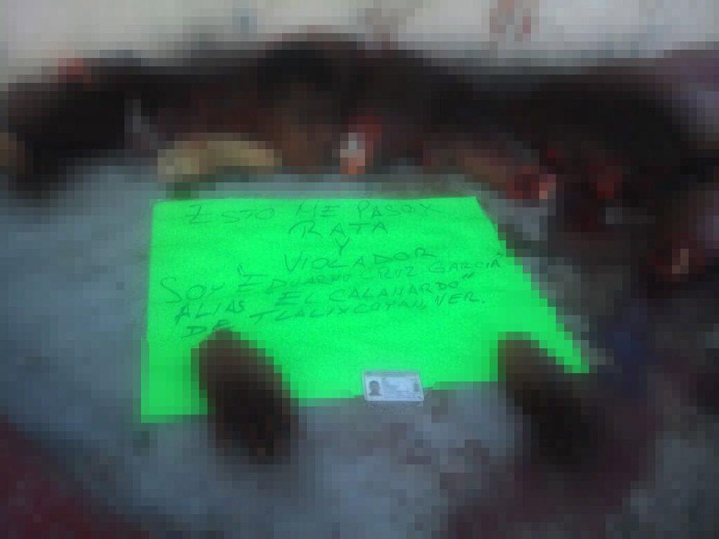 【慎入!】男子被動「私刑」殺害屍體「大卸八塊」丟門口標註:此人是性侵、偷竊慣犯