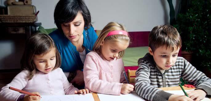 當媽不容易!研究:生的孩子數量不對,媽媽「壓力最大」生活最不開心!