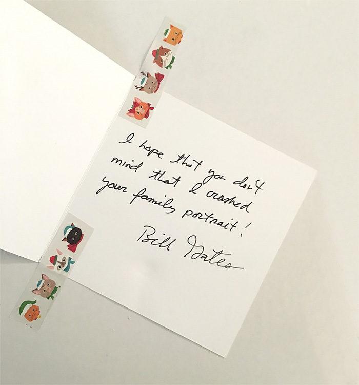 地表最強聖誕老人!她在網路上玩聖誕禮物交換遊戲「幸運抽到比爾蓋茲」!這些是她收到的禮物: