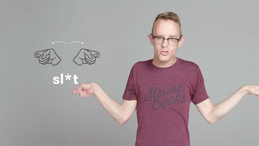 聾啞人士也會罵人!先學好這些「手語粗話」下次才知道自己是不是在被罵! (16張+影片)