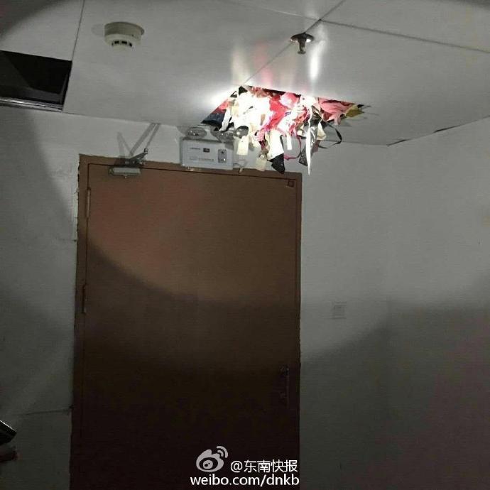 男子偷內衣褲2千多件「塞垮天花板」,管理員「排開清點照」意外成爆紅亮點